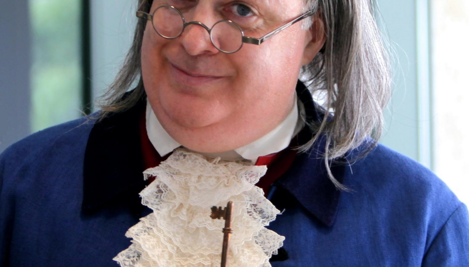 Brian Patrick Mulligan as Ben Franklin, Key