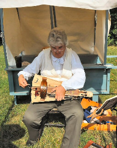 Robert Mouland of Wire Harp Productions