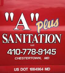 A-Plus Sanitation LLC