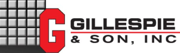 Gillespie and Son, Inc.