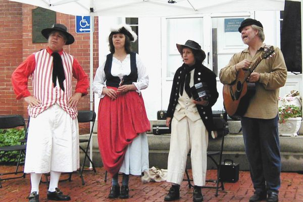 Spiced Punch Traditional tales, tunes, and songs of love (& lust!) Main Stage at 3 pm